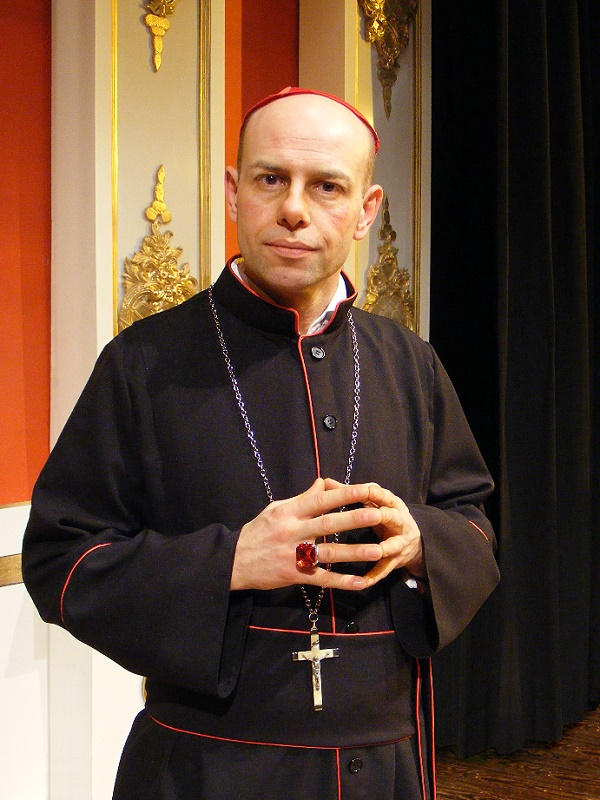 2008 | Sissi – Schauspiel mit Musik | Oskar Maywald | Schlossschauspiel Paderborn (Tournee) | Kardinal Rauscher