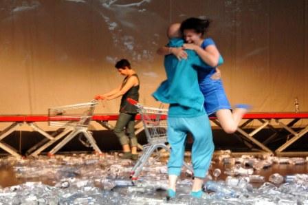 2012 | Evolution - Ein Stück ohne Worte | TeAtrum VII | diverse Rollen