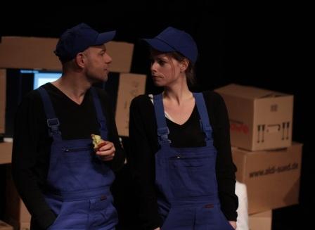 2014 | Offene Zweierbeziehung | Theater oder so | Ehemann (Ehefrau)  Foto: Philipp Rieß