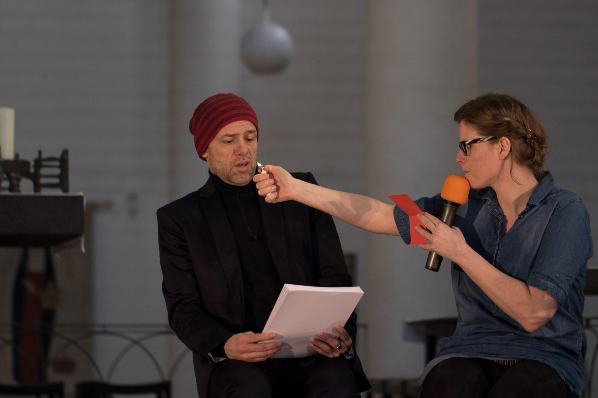 2016 | Oskar und die Dame in Rosa | Theater oder so | Oskar